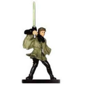 Star Wars Miniatures Luke Skywalker, Rebel Commando # 6
