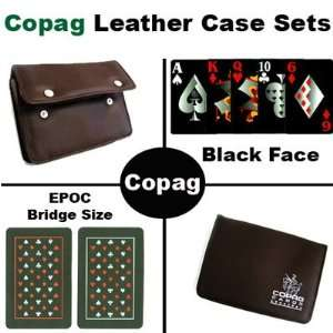 New High Quality Copag Branded Leather Case Epoc Bridge