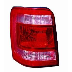FORD ESCAPE/ESCAPE HYBRID 08 11 TAIL LIGHT LEFT