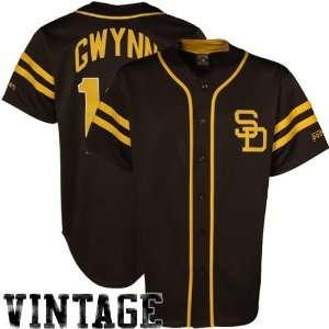 Majestic Tony Gwynn San Diego Padres Throwback Heater
