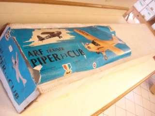 MIDWEST ALL FOAM PIPER CUB R/C MODEL AIRPLANE KIT ** 45 inch