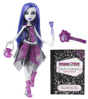 Monster High ABBEY BOMINABLE Doll & Pet Mammoth SHIVER Very Hard To