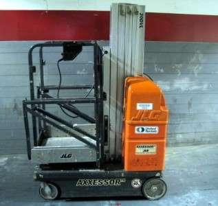 2002 JLG 20DVL 20 DVL Single Man Lift Extendable Platform Personnel