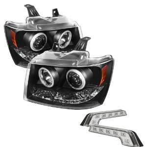 Carpart4u Chevy Suburban 1500/2500 / Chevy Tahoe / Avalanche CCFL LED