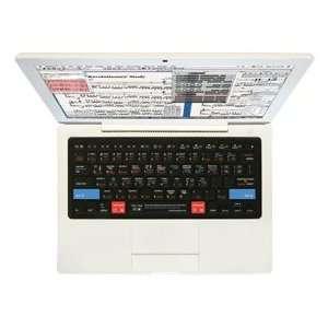 Macbook Pro Unibody Keyboard Cover Black Sibelius Soft