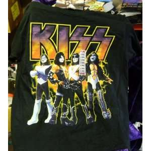 Kiss Love Gun XL T Shirt