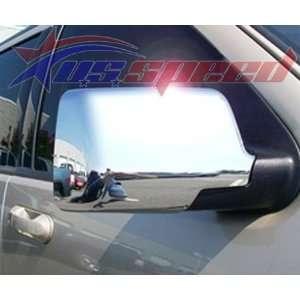 2006 2010 Ford Explorer Chrome Mirror Covers 2PC