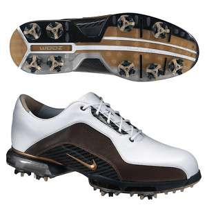 Nike Zoom Advance Mens Golf Shoes WH/BR Select Size