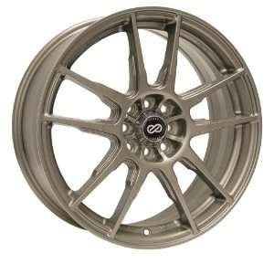 17x7 Enkei FLC 01 (Matte Bronze) Wheels/Rims 5x100/114.3