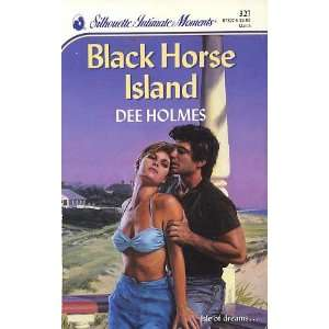Black Horse Island (Silhouette Intimate Moments #327