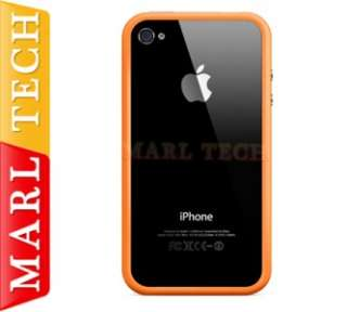 Bumper Signal Booster Case For iPhone 4 4S Same As Official Genuine