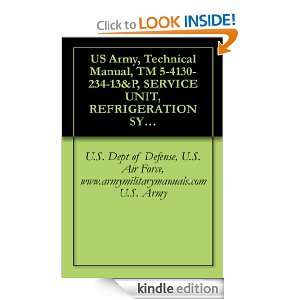 US Army, Technical Manual, TM 5 4130 234 13&P, SERVICE UNIT