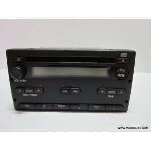 03 04 05 Ford Ranger Explorer Escape Cd Player Radio: Car Electronics