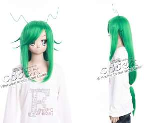 FAIRY TAIL FREED Cosplay Wig Costume 100cm