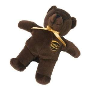 UPS Plush Little Teddy Bear Toys & Games