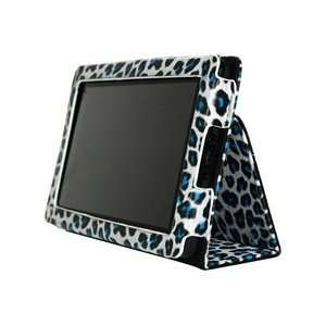 Bluecell Leopard Pattern Premium PU leather case/cover