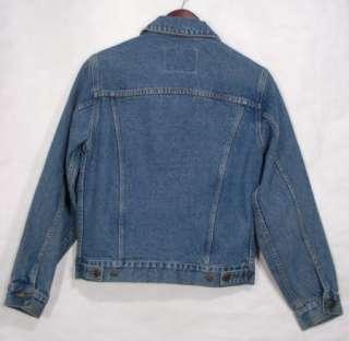 GAP Boys Youth Denim Jean Coat Jacket size XS
