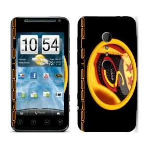 Meestick Galatasaray AS Vinyl Adhesive Decal Skin for HTC