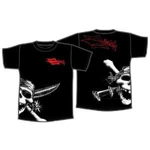 Naish Skull Logo Short Sleeve T Shirt