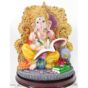 Hindu Lord Ganesha Ganesh Ganapati the Elephant headed God