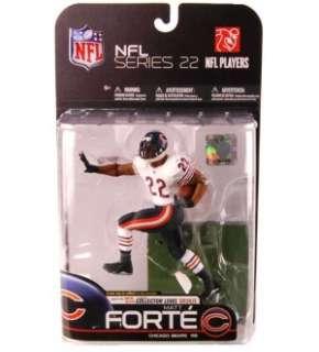 McFarlane NFL 22 Matt Forte Collector Level Chase Figur