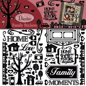 Hot Off The Press   Family Scrapbooking Dazzles Arts