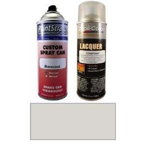 12.5 Oz. Whistler Silver Metallic Spray Can Paint Kit for
