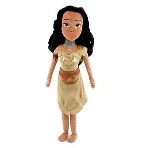19 Princess Pocahontas Plush Rag Doll Toys & Games