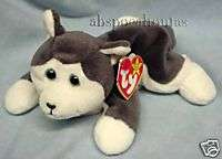Ty Beanie Babies ~~NANOOK the Husky Dog~~ Retired