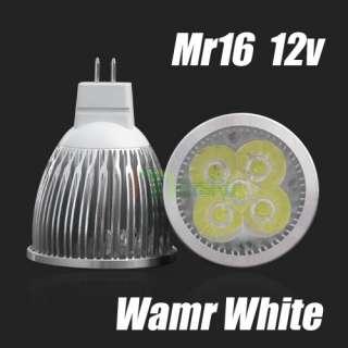 E27 Mr16 Gu10 5W 5*1W Led ceiling Warm&Cool White Light Bulb Lamp 110V