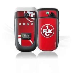 Design Skins for Sony Ericsson Z310i   1. FCK Logo Design