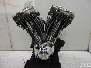 02 Harley Davidson 88 1450 TWIN CAM ENGINE MOTOR