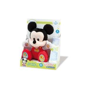 Disney Baby Mickey Talking Plush Toys & Games