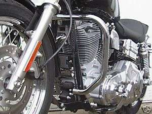 HARLEY DAVIDSON DYNA GLIDE CRASH BAR (Chrome)
