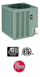 Ton 15 Seer Rheem Heat Pump   15PJL36A01