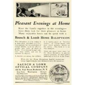 Movie Film Screen Projector Machine   Original Print Ad Home