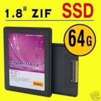 64GB SSD 1.8 ZIF 64G FOR Sony VGN UMPC Mini laptop Aew