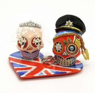 of Dead DIY Crafts Project Wedding Cake Topper Keepsake Gift