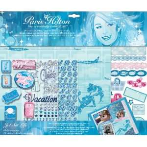 Scrapbooking Theme Pack Jet Set Life Toys & Games