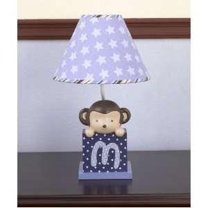 Cocalo Monkey Mania Lamp Base & Shade Baby
