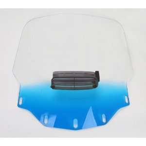 90 00 HONDA GL1500SE MEMPHIS SHADES STANDARD HEIGHT VENTED WINDSHIELD