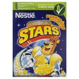 Nestle Honey Stars Cereals with Whole: Grocery & Gourmet Food