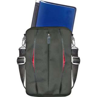 Maxell Black Ipad / Netbook Messenger Travel Bag up to 10.2 Case