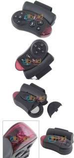 Car Universal Steering Wheel Remote Control Learning