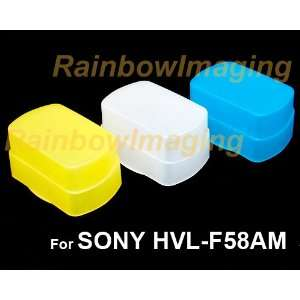 Diffuser box for SONY HVL F58AM & Nissin Di866 flashes