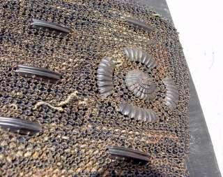 RARE MOMOYAMA PERIOD 16th CENTURY JAPANESE COMPLETE SAMURAI SUIT OF