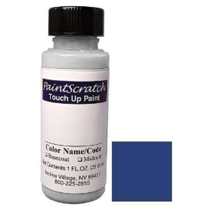 Oz. Bottle of Innocent Blue Pearl Metallic Touch Up Paint for 2001