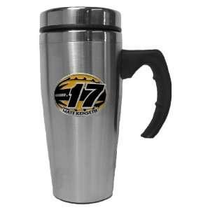 17 MATT KENSETH Stainless Travel Mug   NASCAR NASCAR   Fan