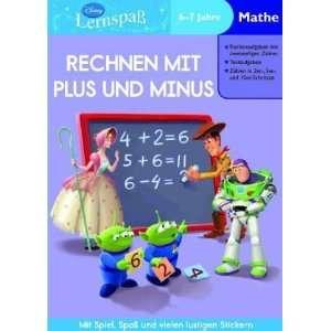 Mathe Mit Spiel, SpaÃ? und vielen lustigen Stickern (9781407596105
