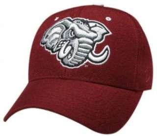 Alabama Crimson Tide MAD ELEPHANT Red DHS Hat Clothing